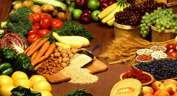 Alimentos para baixar a pressão alta