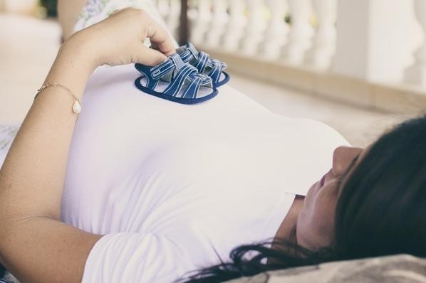 Teste de gravidez positivo e negativo