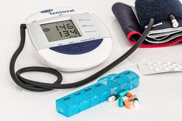 Aparelho para medir a pressão arterial