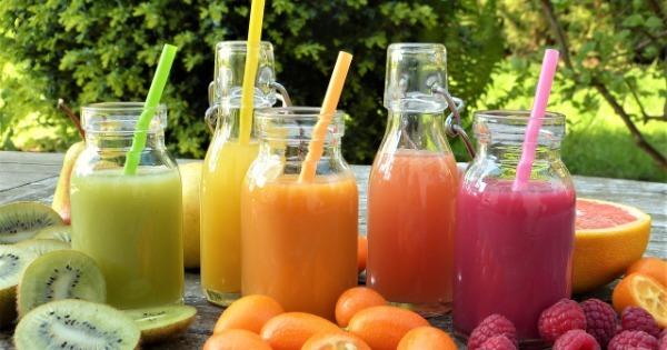 detox shake ingredientes